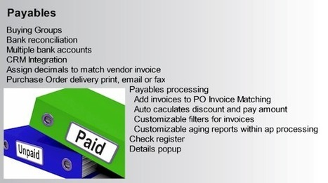 Distribution Accounting Software | Financial Accounting Software | | Wholesale Distribution Software | ERP Accounting Software | CRM accounting software | Visions Distribution Software | Magento Developer  & Mobile Game Developers India - 2013 | Scoop.it
