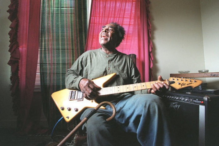 T-Model Ford, Late-Blooming Bluesman, Is Dead   The New York Times   Amériques   Scoop.it