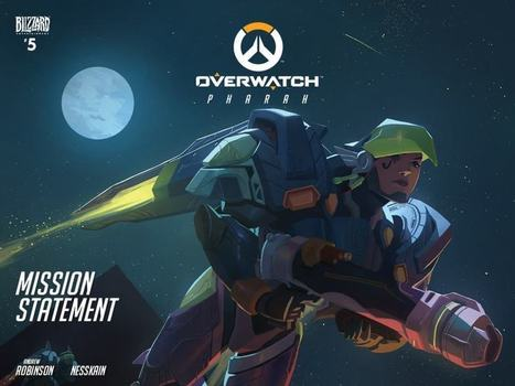 Overwatch and the pleasure of transmedia narratives - Kill Screen   Digital Storytelling   Scoop.it