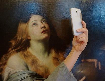 La mode du « selfie », outil d'étude pour les musées ?   Mobile Photography & picture marketing by ErichauveT   Scoop.it