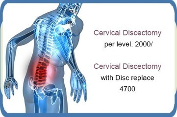 Best Cervical Discectomy Spine Surgery in India | PlacidWays! | Scoop.it