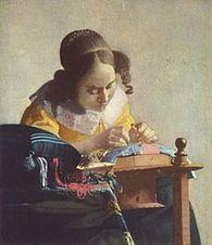 31octobre 1632 naissance à Delft de Johannes Vermeer | Racines de l'Art | Scoop.it