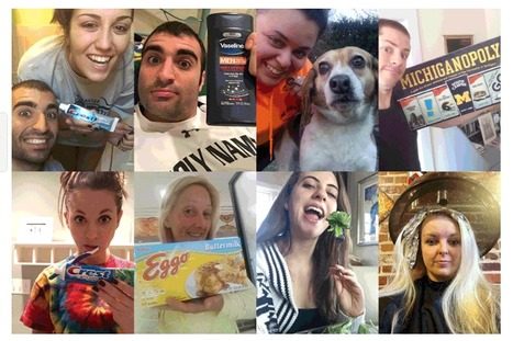 What Do Consumers Want? Look at Their Selfies | Consumer Behavior in Digital Environments | Scoop.it