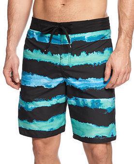 adidas Water Stripe E-Board Swim Shorts - Swimwear - Men - Macy's | Gentleman | Scoop.it
