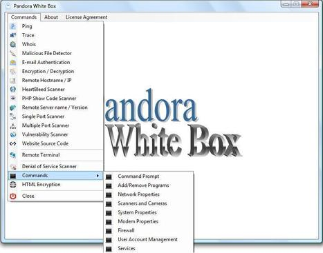 #PandoraWhiteBox - Version 2.0 is available: package for #Network & #System administrators and #Security experts. | #Security #InfoSec #CyberSecurity #Sécurité #CyberSécurité #CyberDefence | Scoop.it