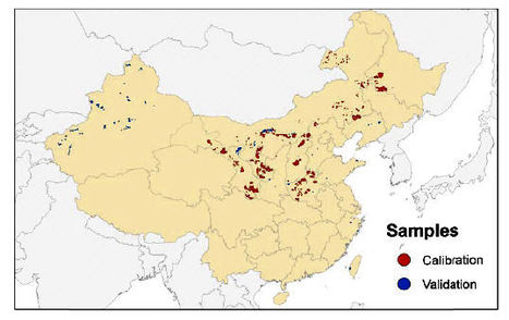Geogenic As contamination in China groundwater (linked to alkaline desorption processes and reductive dissolution of Fe-hydroxides)   Mineralogy, Geochemistry, Mineral Surfaces & Nanogeoscience   Scoop.it