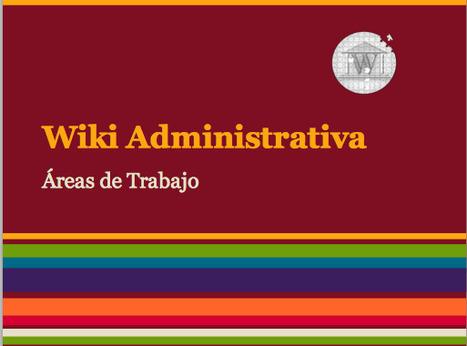 Wiki Administrativa: Áreas de Trabajo - GoogleDrive | primero | Scoop.it