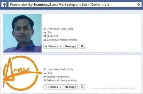 Facebook Graph Search, Is it Worth the Hype? | BrandAppZ Blog | Facebook Application Development | Scoop.it