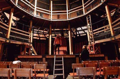 Un théâtre Shakespeare s'installe dans le IVe - Le Figaro | Place au theatre | Scoop.it