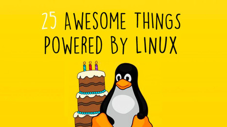 25 Awesome (And Some Unexpected) Things Powered By Linux | Embedded Systems | Scoop.it