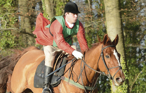 War veteran returns to the saddle - Horse & Hound | Horses and Equine Related Info | Scoop.it