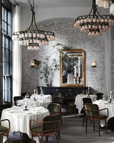 Design de restaurant – La tendance actuelle est au confortable, à l'esprit » comme à la maison « | MILLESIMES 62 : blog de Sandrine et Stéphane SAVORGNAN | Scoop.it