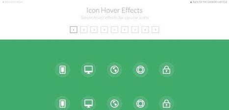 Top 10 jQuery & CSS3 Tutorials on How to Animate Icons | CSS3 & HTML5 | Scoop.it