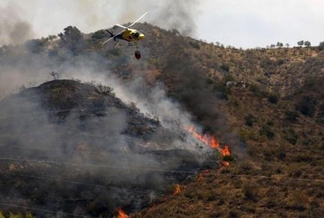 Estabilizado el incendio de Los Montes de Málaga | Incendios forestales | Scoop.it