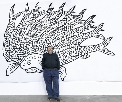 Un CUENTO de HADAS Chino en Le Bon Marché de París, por Ai Weiwei | Metalocus | Le BONHEUR comme indice d'épanouissement social et économique. | Scoop.it