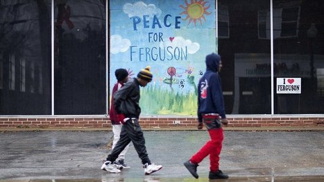 Book News: Despite The Tumult, Ferguson Library Keeps Its Doors Open | innovative libraries | Scoop.it