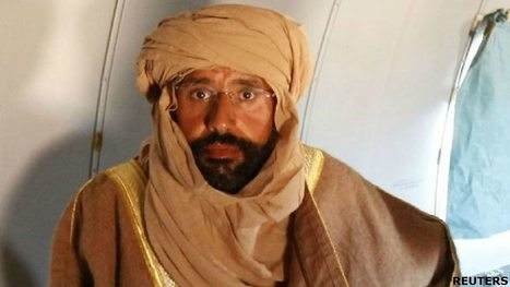 Saif Gaddafi War Crimes Verdict Expected, Newsday - BBC World Service | Saif al Islam | Scoop.it