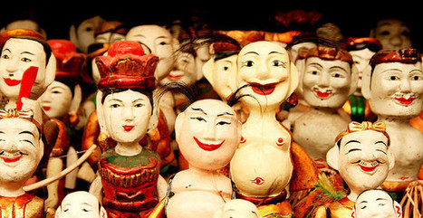Vietnam Water Puppets Show - Best Halong cruises | Travel guide | Scoop.it