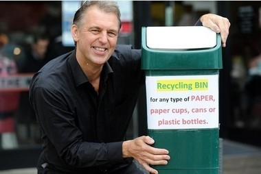 Plymouth business increases recycling to 97 per cent | Sustainable food | Scoop.it
