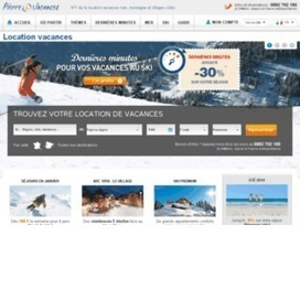 Codes promo Pierre et Vacances valides et vérifiés à la main | codes promo | Scoop.it