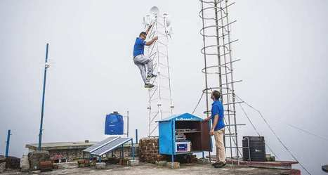 Facebook s'accroche pour implanter son Internet bon marché en Inde   AFRICA DIGITAL BROADBAND - Développement numérique de l'Afrique   Scoop.it