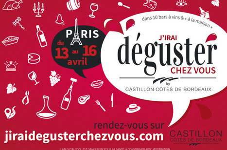 Les vignerons de Castillon investissent Paris - Wine Paper | Images et infos du monde viticole | Scoop.it