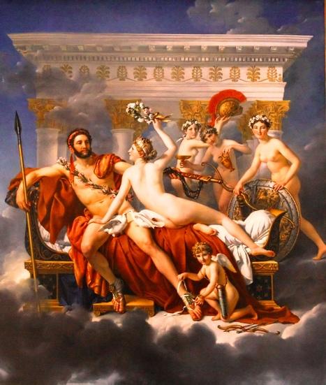 [Pompier?] Entre ART et POLITIQUE, Jacques Louis David et la peinture d'histoire   Le BONHEUR comme indice d'épanouissement social et économique.   Scoop.it