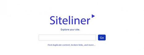 Siteliner: comprueba contenido duplicado o enlaces rotos en segundos | Colaboración + economía. | Scoop.it