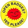 Open Badges, badges, badges, badges....