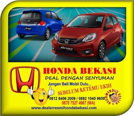 HONDA NEW BRIO   Honda Prima Bekasi   BERITA SATU MEDIA   Scoop.it