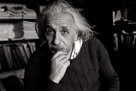 Dentro del cerebro de Albert Einstein: ¿Cuál es el secreto de su inteligencia? | PEDAC | Scoop.it