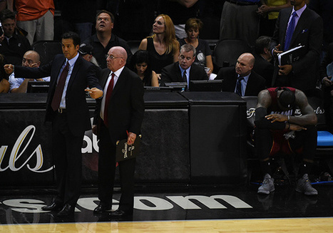 Spurs apologize for AT&T Center's malfunctioning air conditioning ... | NBA Playoffs | Scoop.it