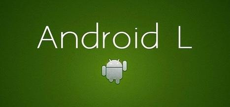 Google Memperkenalkan Sistem Android L | Waksap blog | waksapblog | Scoop.it