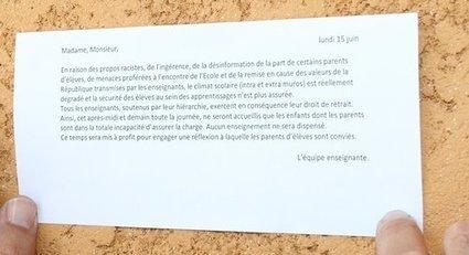 Une chanson suscite la polémique à l'école de Prunelli-di-Fium'Orbu | Requiem pour un con | Scoop.it