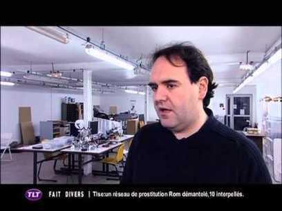 """Emission """"le coin des assos"""" - Télé Toulouse- mars 2013   Artilect Fab Lab Toulouse   Scoop.it"""
