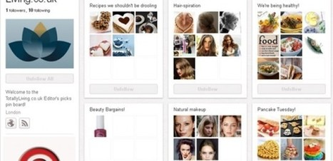 How to drive traffic using Pinterest | Cox BLUE | SocialMediaSharing | Scoop.it