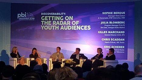 Vieux médias cherchent jeune auditoire | Educommunication | Scoop.it