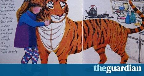 Top 10 tigers in children's books | Children's Literature - Literatura para a infância | Scoop.it