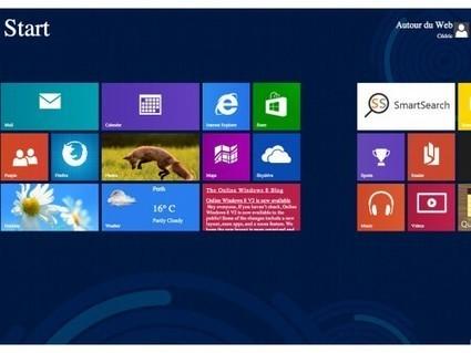 Tester gratuitement Windows 8 en ligne | #ItCulture numérique | Scoop.it