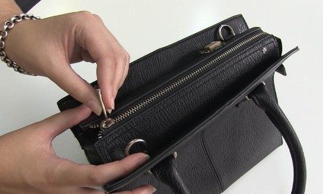 The smart handbag that knows when to stop you spending | Kickin' Kickers | Scoop.it