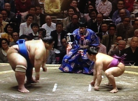 Tamanho não é documento! Sumô faz sucesso entre os magrinhos no Japão | ESPORTES - DESAFIOS | Scoop.it