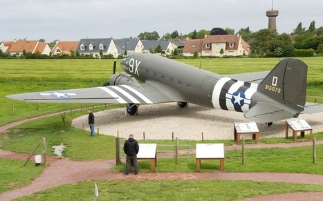French D-Day village in uproar that Prince of Wales not visiting - Telegraph.co.uk | merville franceville plage | Scoop.it