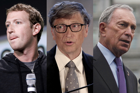 Bargain for billionaires: Why philanthropy is more about PR than progress - Salon   Corporate Communication & Reputation   Scoop.it