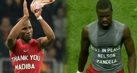 Didier Drogba sanctionné pour un hommage à Mandela ? | Turquie | Scoop.it