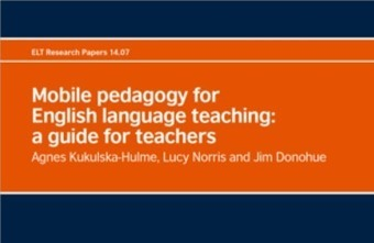 Mobile pedagogy for English language teaching: a guide for teachers | Learning Technology News | Scoop.it