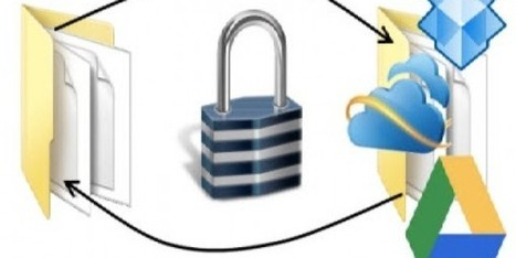 Backup Encryption of Files in Windows by CryptSync | Geeks9.com | Technology | Scoop.it