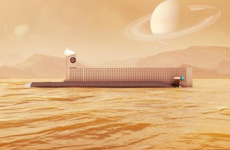 NASA to Send Autonomous Submarine to Explore Titan's Sceans | Vous avez dit Innovation ? | Scoop.it