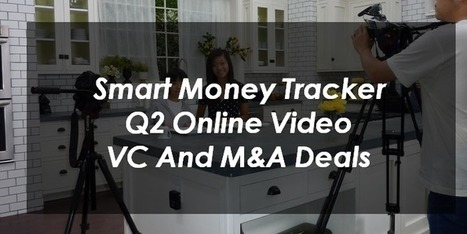 INSIGHT:  Smart Money Tracker – Half-Year Online Video Investment | For startups: | Scoop.it