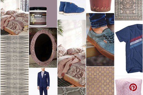 Introducing this year's Pinterest palette | Pinterest | Scoop.it
