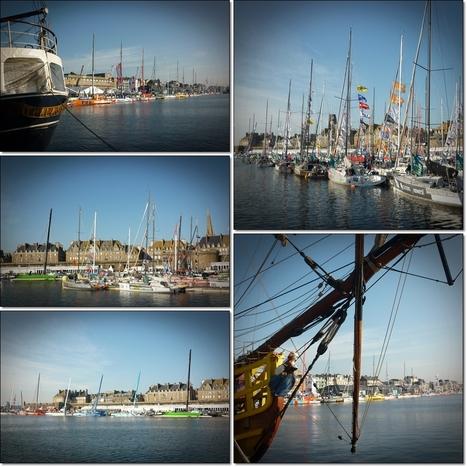 Route du Rhum Saint-Malo : Départ le 02/11/2014 | Voyages et Gastronomie depuis la Bretagne vers d'autres terroirs | Scoop.it